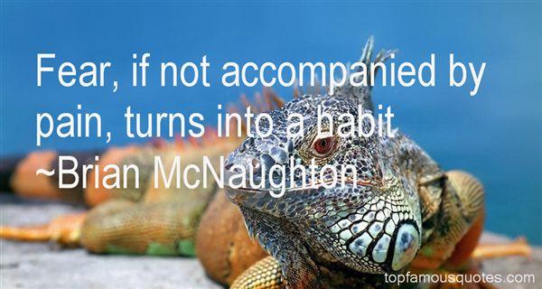Brian McNaughton Quotes