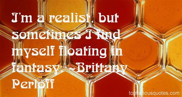 Brittany Perloff Quotes