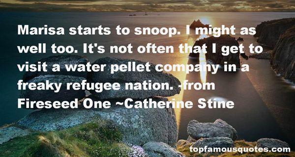 Catherine Stine Quotes