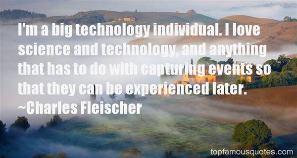 Charles Fleischer Quotes
