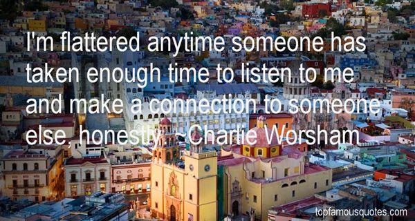 Charlie Worsham Quotes