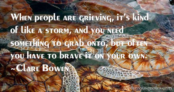 Clare Bowen Quotes