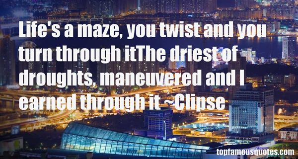 Clipse Quotes