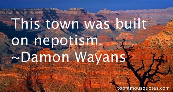 Damon Wayans Quotes