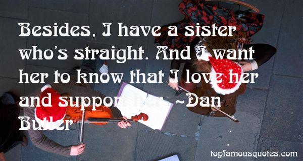 Dan Butler Quotes