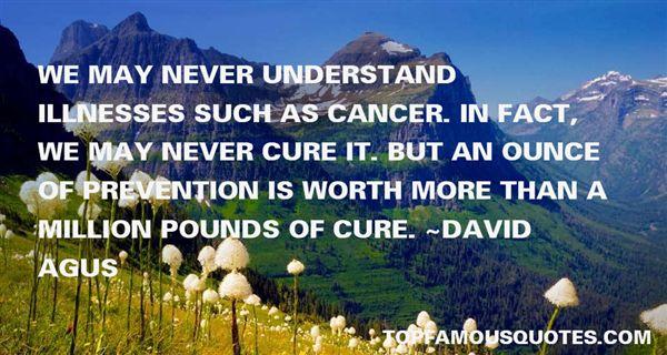 David Agus Quotes