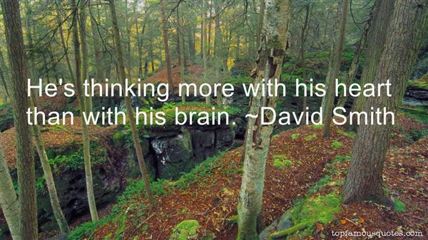 David Smith Quotes