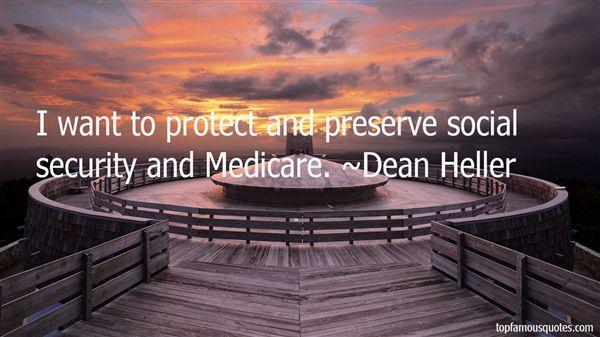 Dean Heller Quotes