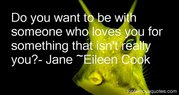 Eileen Cook Quotes