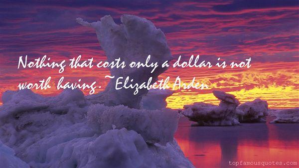 Elizabeth Arden Quotes