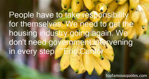 Eric Cantor Quotes