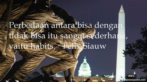 Felix Siauw Quotes