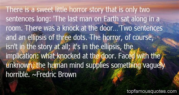 Fredric Brown Quotes
