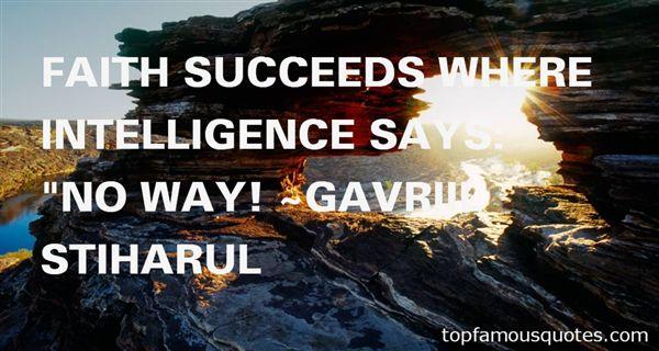 Gavriil Stiharul Quotes
