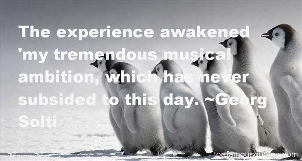 Georg Solti Quotes