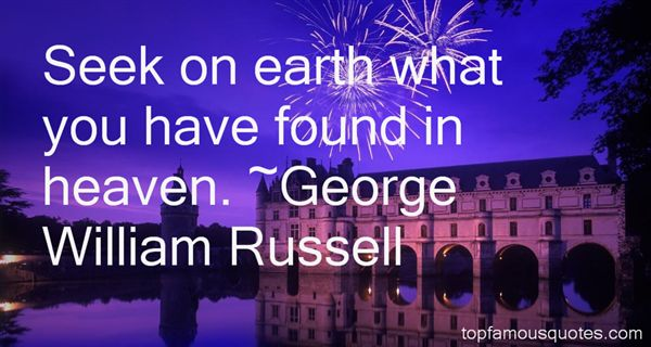 George William Russell Quotes