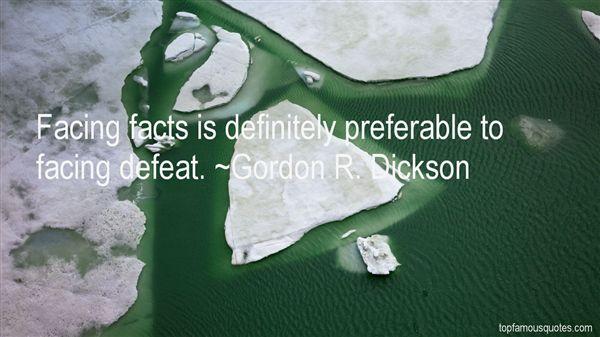 Gordon R. Dickson Quotes