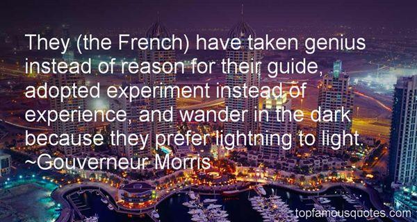 Gouverneur Morris Quotes