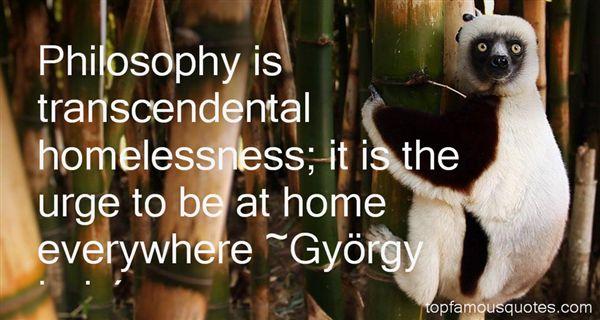 György Lukács Quotes