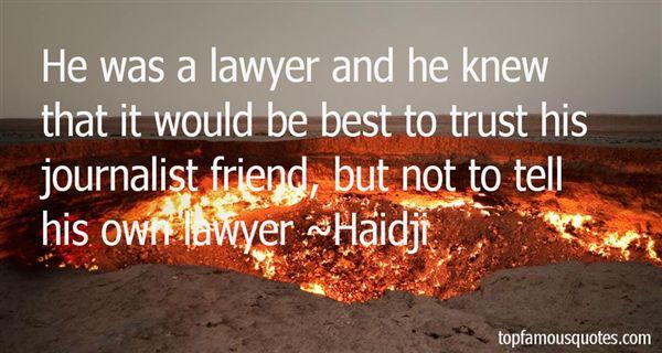 Haidji Quotes