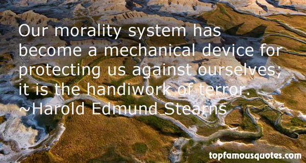 Harold Edmund Stearns Quotes