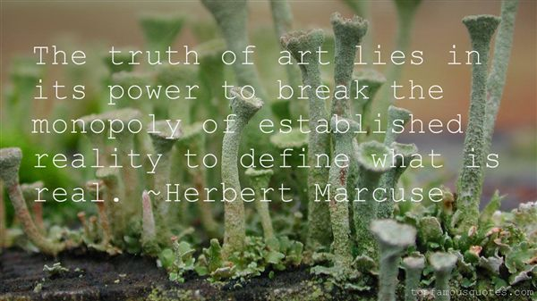 Herbert Marcuse Quotes