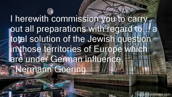 Hermann Goering Quotes