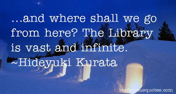 Hideyuki Kurata Quotes