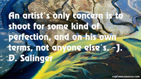 J. D. Salinger Quotes