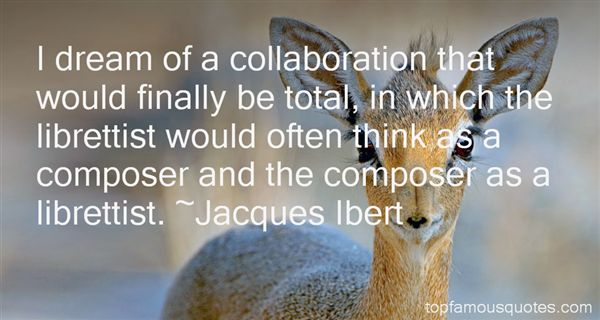 Jacques Ibert Quotes