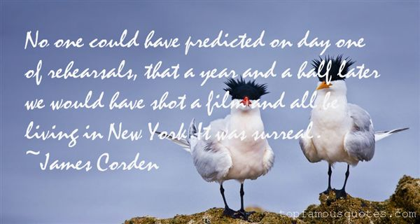 James Corden Quotes