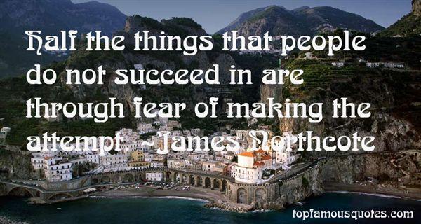 James Northcote Quotes