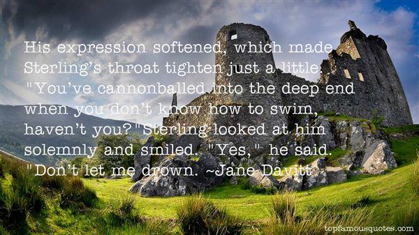 Jane Davitt Quotes