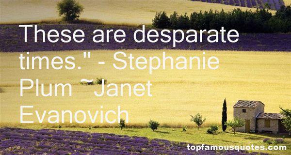Janet Evanovich Quotes