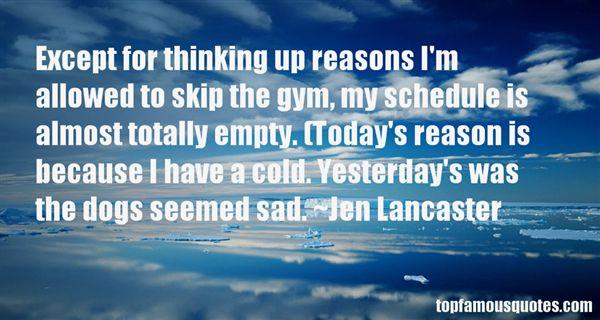 Jen Lancaster Quotes