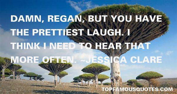 Jessica Clare Quotes