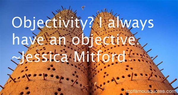Jessica Mitford Quotes