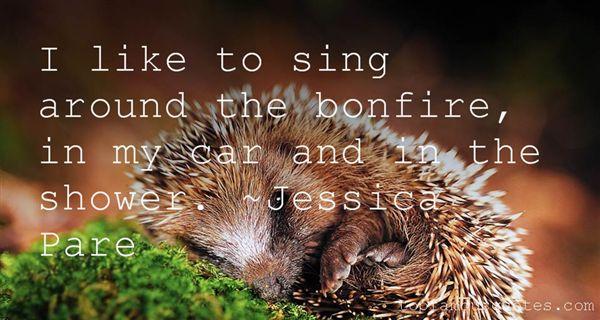 Jessica Pare Quotes