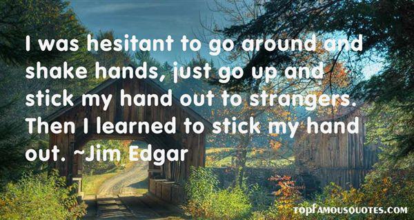 Jim Edgar Quotes