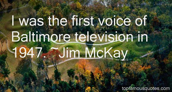 Jim McKay Quotes