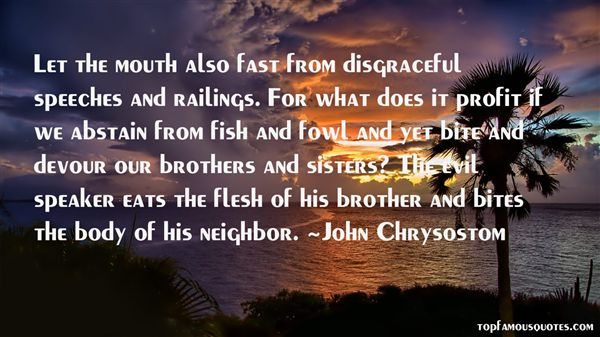 John Chrysostom Quotes