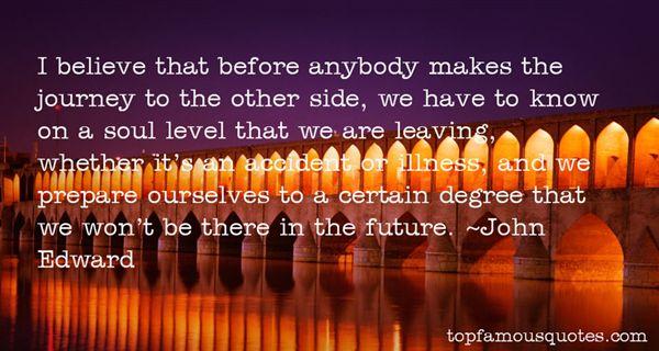 John Edward Quotes