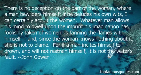 John Gower Quotes
