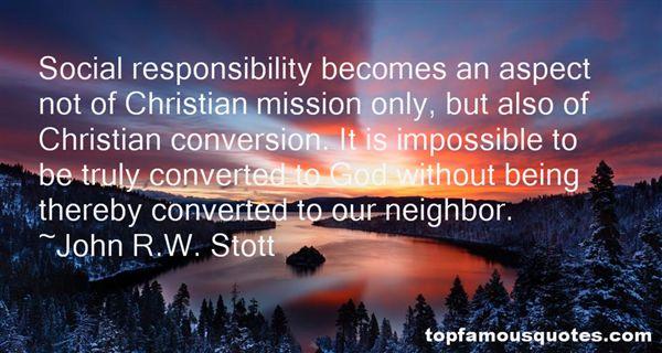 John R.W. Stott Quotes