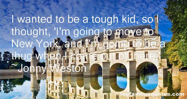 Jonny Weston Quotes