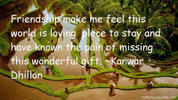 Kanwar Dhillon Quotes