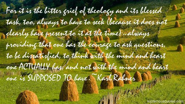 Karl Rahner Quotes