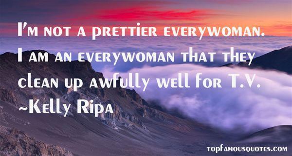 Kelly Ripa Quotes