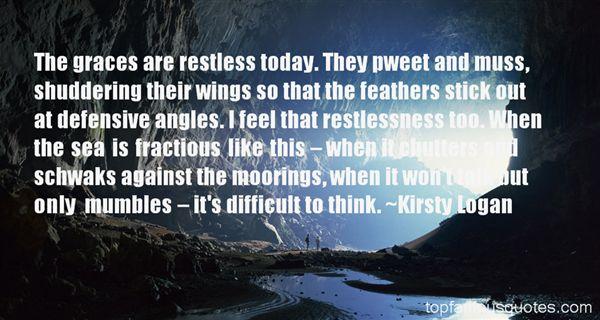 Kirsty Logan Quotes