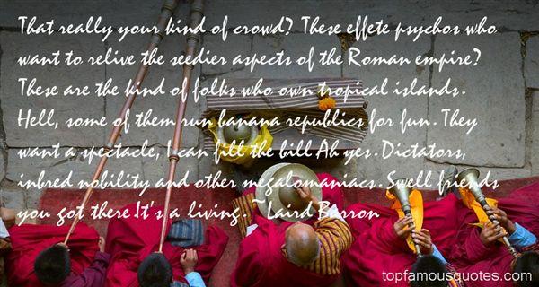 Laird Barron Quotes